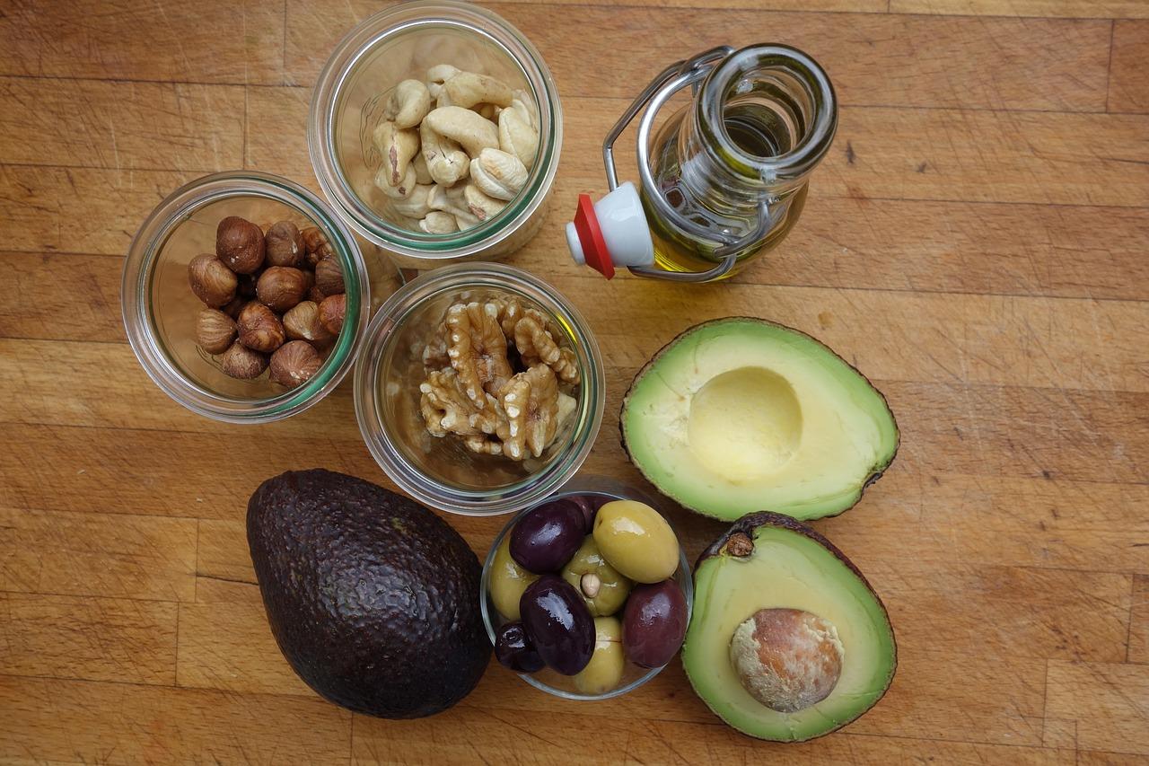 Tłuszcze roślinne w diecie
