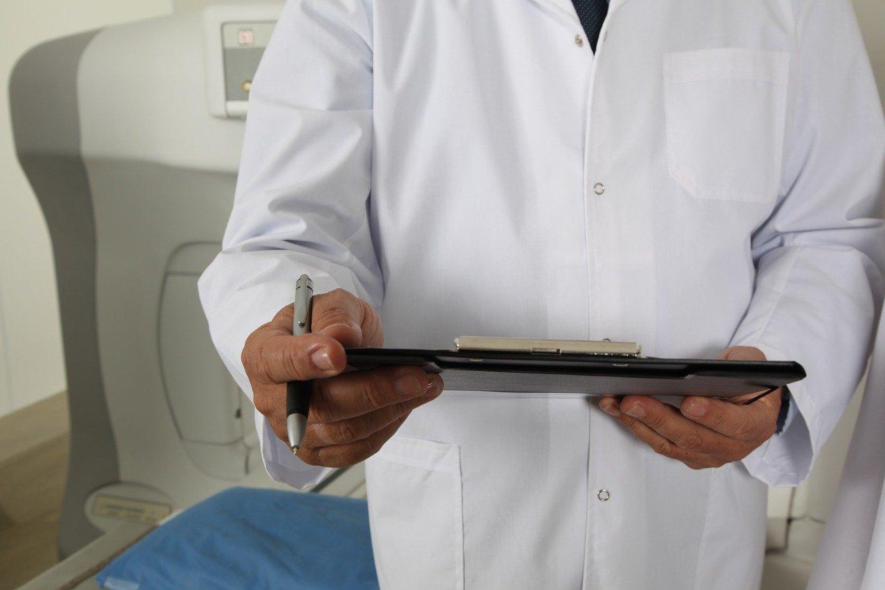 Przychodnie a ilość pacjentów